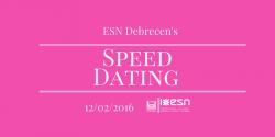 Speed Dating Holidays