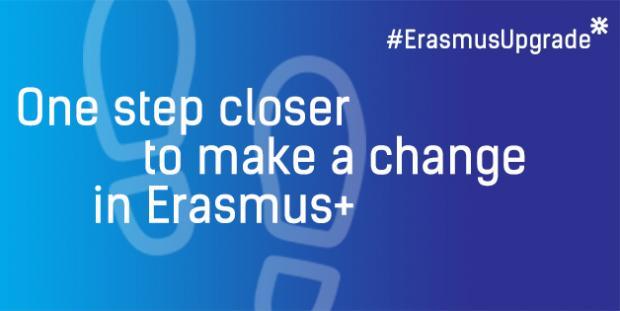 #ErasmusUpgrade